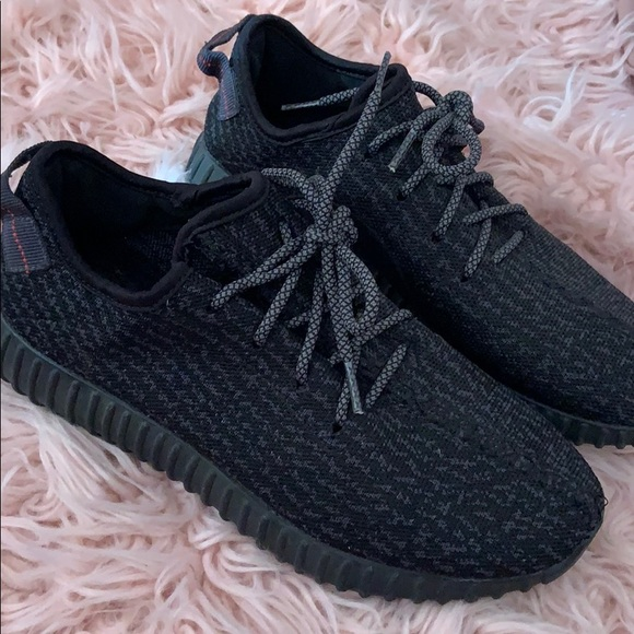 adidas Shoes | Adidas Boost Black Yeezy